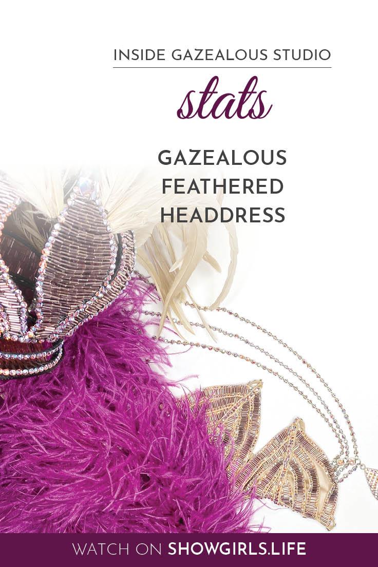 Showgirl's Life blog   Inside Gazealous Studio part 3, stats