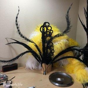 Showgirl's Life | Behind the Scenes Costume design studio