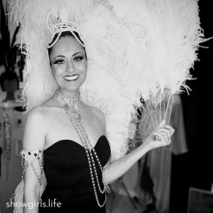 Showgirl's Life blog | Moonlight gallery costume designed by Athena Patacsil