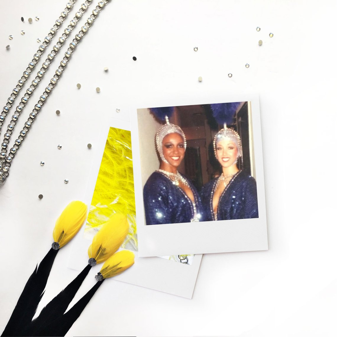 Showgirl's Life podcast | ep 052 How being a Bluebell dancer sparked the time in her life when she really started living featuring Brenda Barrett
