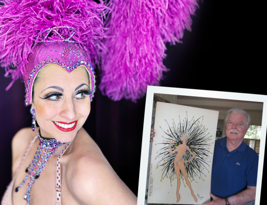 Showgirls Life | ep 064 Showgirl Deconstructed: Showgirl costume design and construction with Pete Menefee