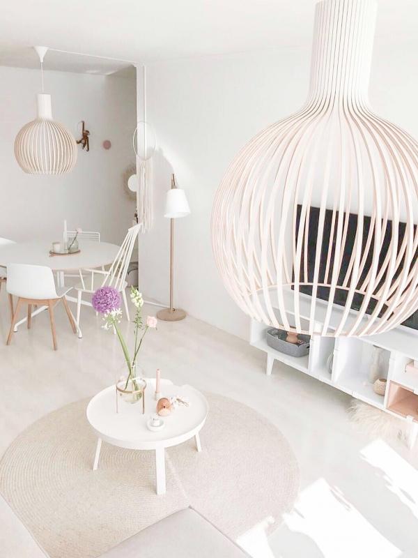 Scandic Nordic Romantic Soohme Style  Interieur  ShowHomenl