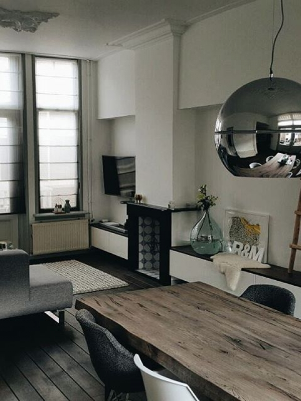 Modern met een klassiek tintje  Interieur  ShowHomenl