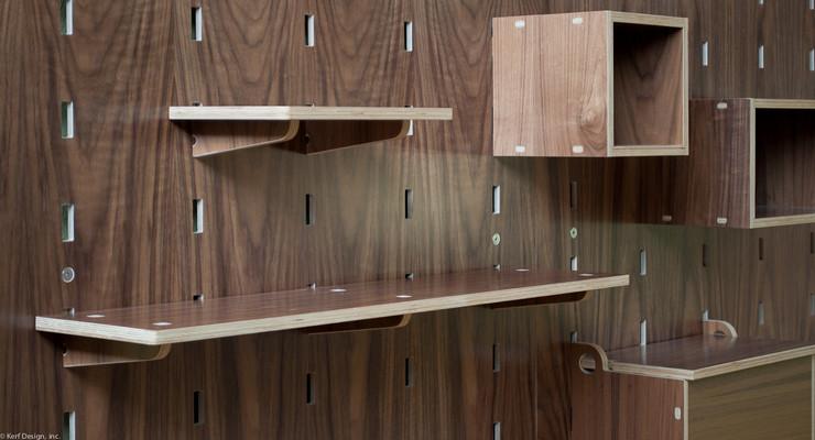 Functionele houten wand  Nieuws  ShowHomenl