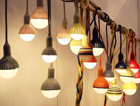 Gehaakte lampjes  Inspiraties  ShowHomenl