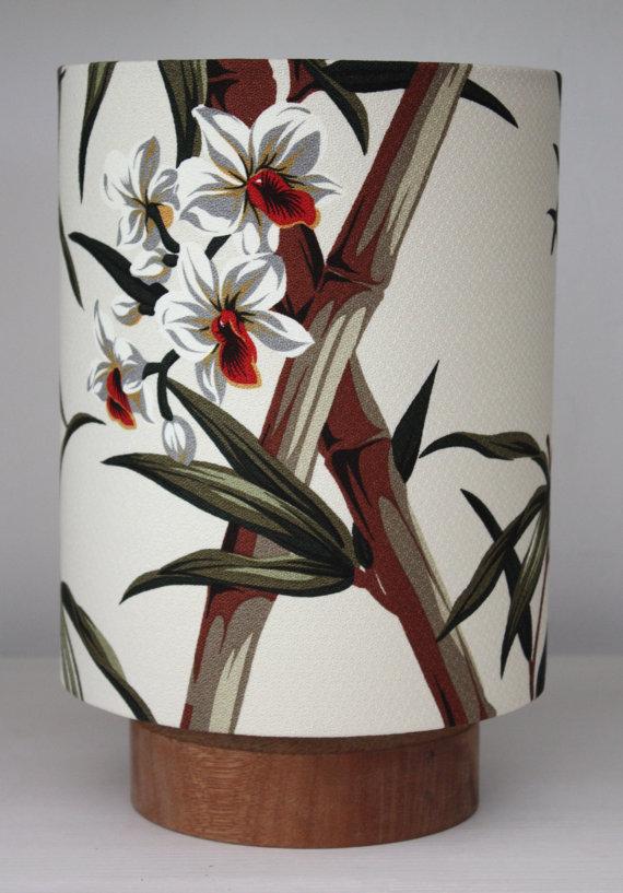 Lampen met tropische print  Inspiraties  ShowHomenl