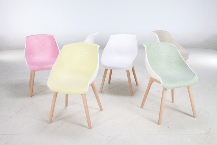 Pastelkleurige stoel  Nieuws  ShowHomenl