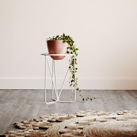 Plantenstandaard zelf maken  Inspiraties  ShowHomenl