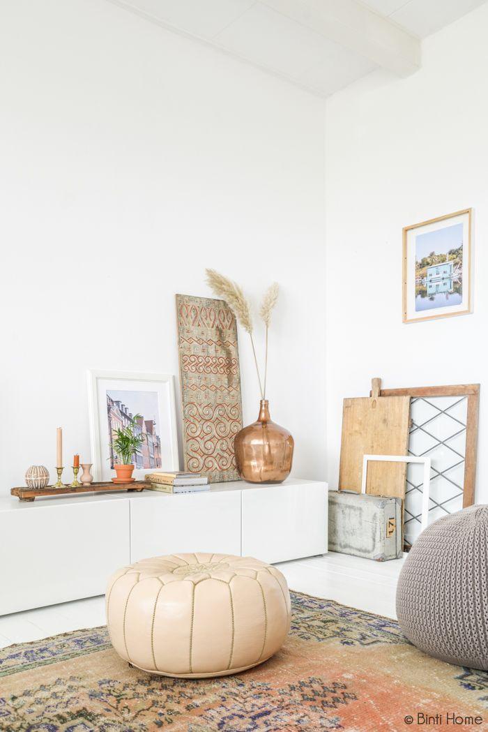 Breng kleur in je interieur  met een vloerkleed