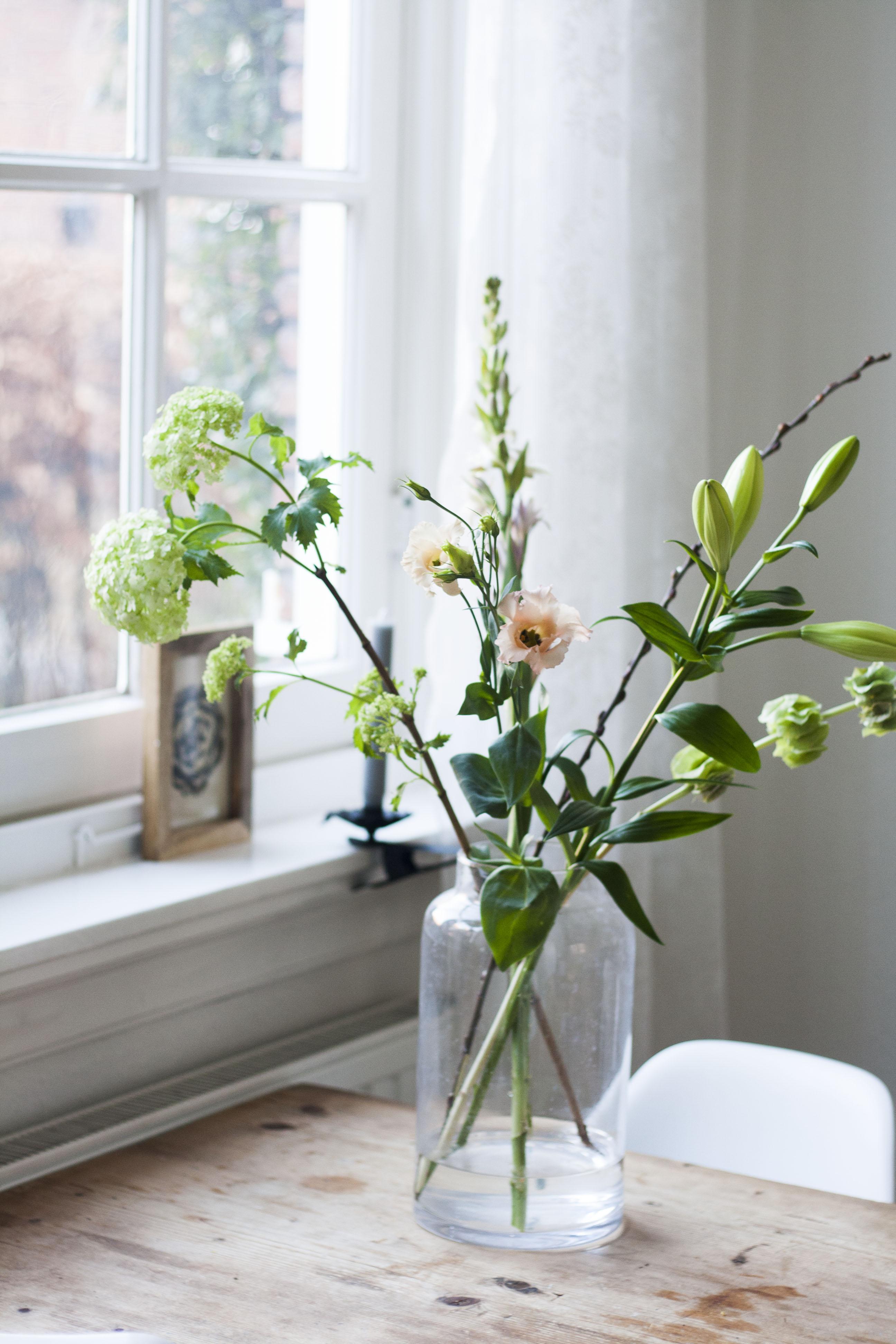 Klein bloemen blogje  Inspiraties  ShowHomenl