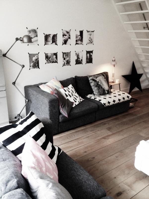 Scandinavisch wonen met veel wit  Interieur  ShowHomenl