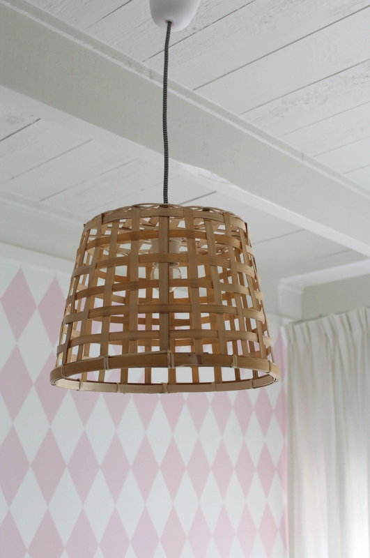 Budgetproof rieten lamp yesplease  Inspiraties  ShowHomenl