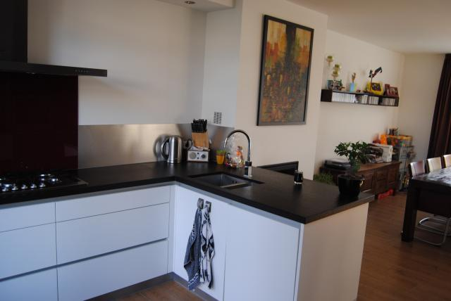Woonkamer met open keuken  Interieur  ShowHomenl