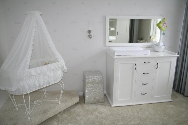 Rustige en romantische babykamer  Interieur  ShowHomenl