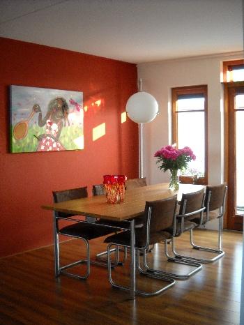 Veel kleur  Interieur  ShowHomenl