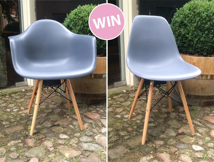 Win een prachtige stoel  Inspiraties  ShowHomenl