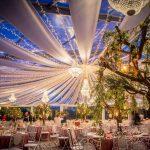 Iluminacion para bodas showlight