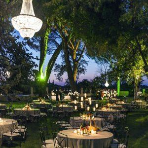 Iluminación bodas sotodemozanaque madrid