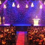 iluminacio escenario premios