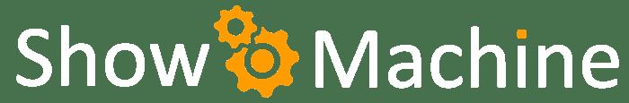 SM Logo white