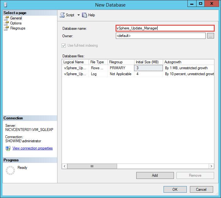 vCenter_6_Update_Manager_Installation_Prereq_DB _02