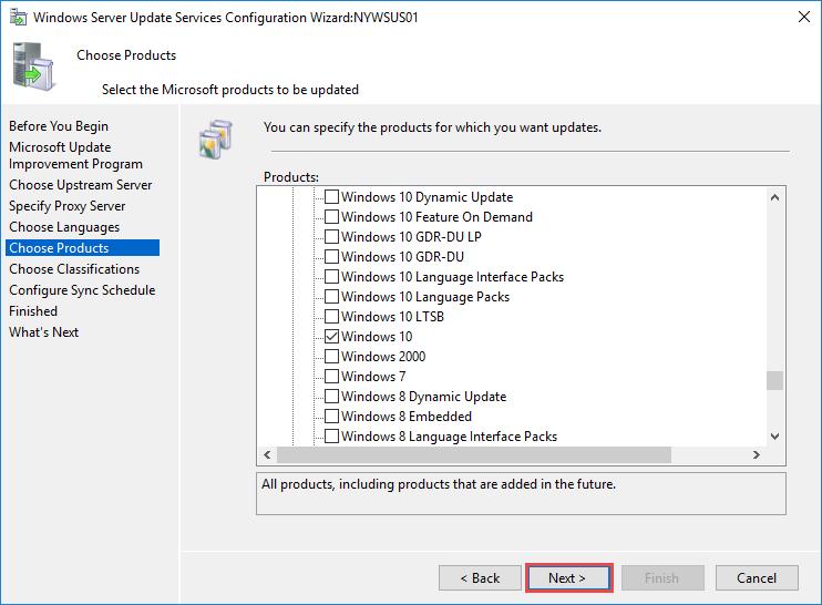 Windows-Server-2016-Update-Services-Config-10