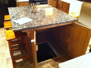 Featured Features – Kitchen Storm Shelter