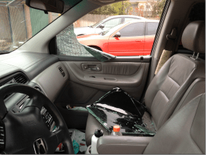Smash & Grabs in Edmond & NW OKC