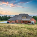Acreage homes for sale in Oakdale/Jones area