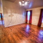 Home for sale with gorgeous wood floorings
