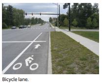 Edmond oklahoma biking changes