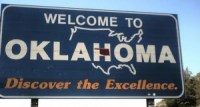 Education spending in the state of Oklahoma