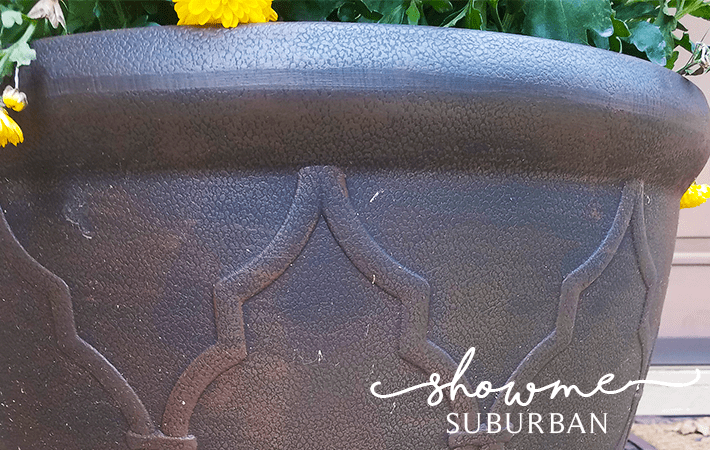 ShowMe Suburban | How to Decorate Pots for Fall