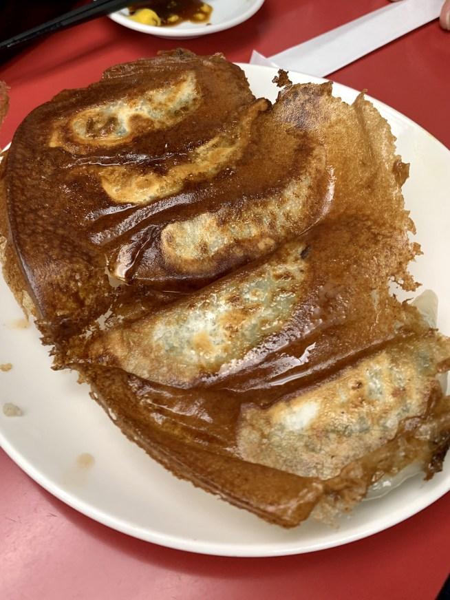 長崎飯店の餃子