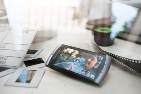 Vivaz1 630x417 - Novo Sony Ericsson Vivaz - O celular symbian S60v5 de 8.1 Mega Pixels