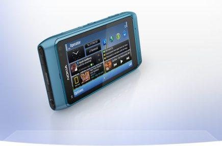 nokia n8 shot E blue 755x497 - Review: smartphone Nokia N8