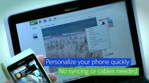 Nokia Drop: continue a navegação do PC no seu smartphone 11