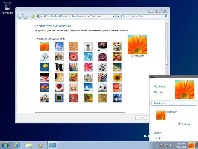 windows 8 milestone 1 build 7850 8 - Versão prévia do Windows 8 vaza na internet