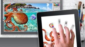Apps do photoshop para iPad disponíveis na App Store 15