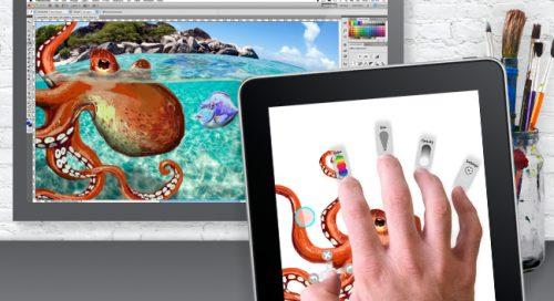 Adobe Eazel - Apps do photoshop para iPad disponíveis na App Store