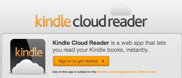CapturFiles1 - Amazon lança Kindle em forma de webapp