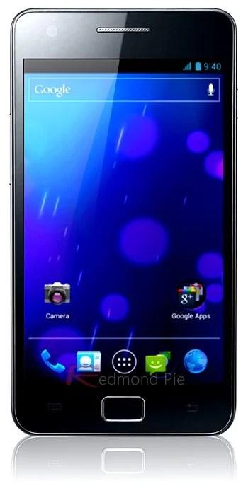 Galaxy S2 ICS - Nova Atualização do Galaxy SII chega no dia 15