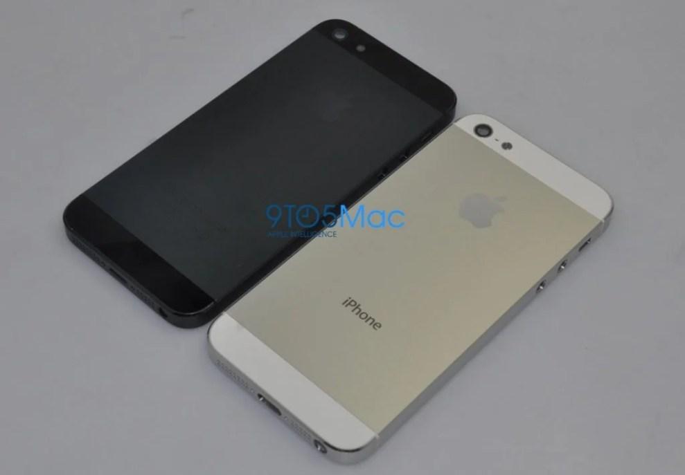 Vazam novas imagens do suposto iPhone 5 3