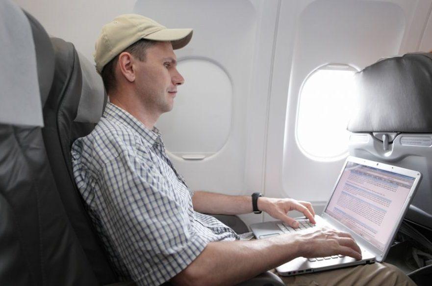 Captura de Tela 2012 07 16 às 10.31.45 - Saiba como acessar a internet durante vôos