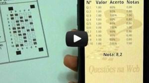 Aplicativo para Android permite correção automática de avaliações 4