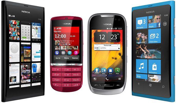 Nokia plataformas - SP9: atualize o nono dígito de SP em celulares com Windows Phone, Symbian e MeeGo