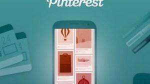 Rede social Pinterest chega ao Android 16