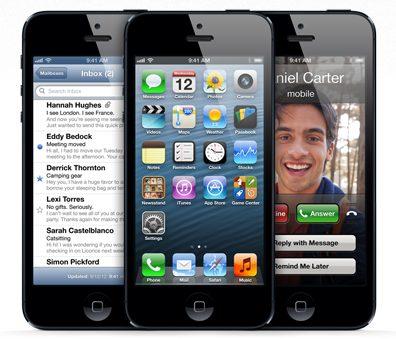 Apple iPhone 5 14 - iPhone 5 deve custar R$ 1999 na Tim