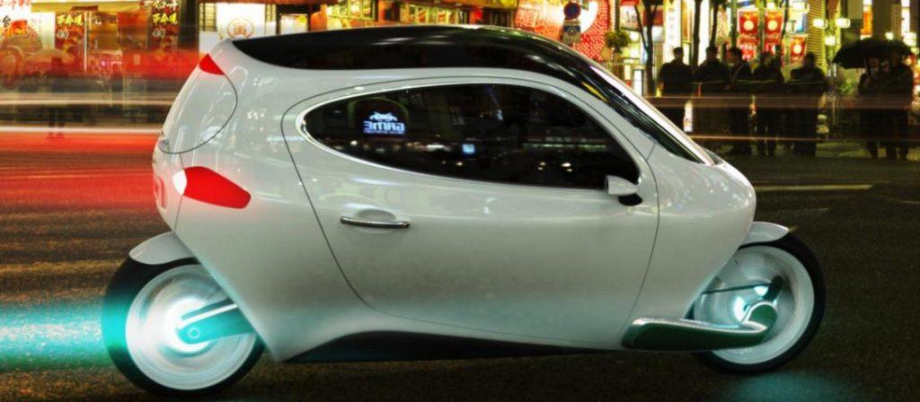 Captura de Tela 2012 12 21 às 08.44.06 - C-1, da Lit Motors, um carro super tecnológico