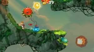 Rayman Jungle Run recebe atualização com melhorias, novas fases e desafios. 15